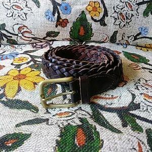BANANA REPUBLIC Leather Belt (Sz L)